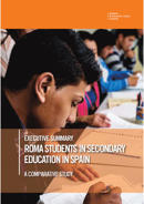 Roma students in Secondary Education in Spain