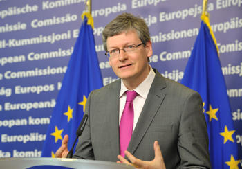 EUROPEAN COMMISSIONER L�SZL� ANDOR WILL PARTICIPATE IN LAUNCH OF NEW ESF NETWORK ON STRUCTURAL FUNDS AND ROMA INCLUSION, PROMOTED BY SPAIN'S ESF MANAGING AUTHORITY AND THE FSG